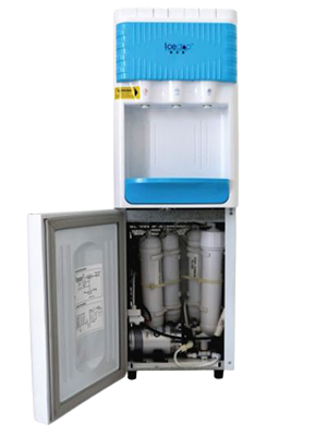 Dispenser with RO 8 Ltr
