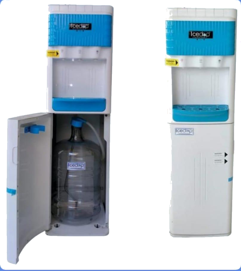 Cooling Water Dispenser with Bottom Loaded - Normal / Hot / Cold